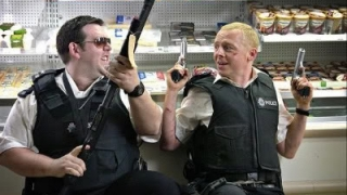 Hot Fuzz (2007) Full Movie - HD 1080p
