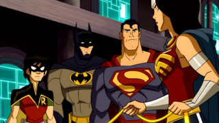 JLA Adventures: Trapped in Time (2014) Full Movie - HD 720p