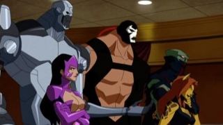 Justice League: Doom (Video 2012) Full Movie - HD 1080p