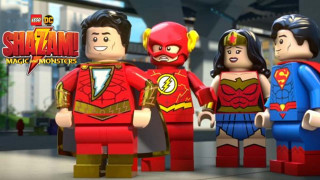 LEGO DC: Shazam - Magic & Monsters (2020) Full Movie - HD 720p