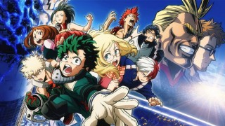 My Hero Academia Two Heroes (2018) Full Movie - HD 1080p BluRay
