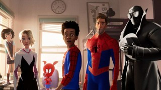 Spider-Man Into The Spider-Verse (2018) Full Movie - HD 1080p