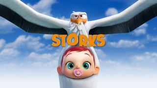 Storks (2016) Full Movie - HD 1080p BluRay