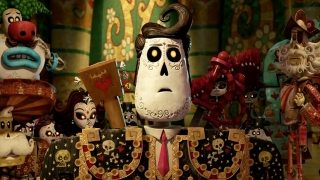 The Book of Life (2014) Full Movie - HD 1080p